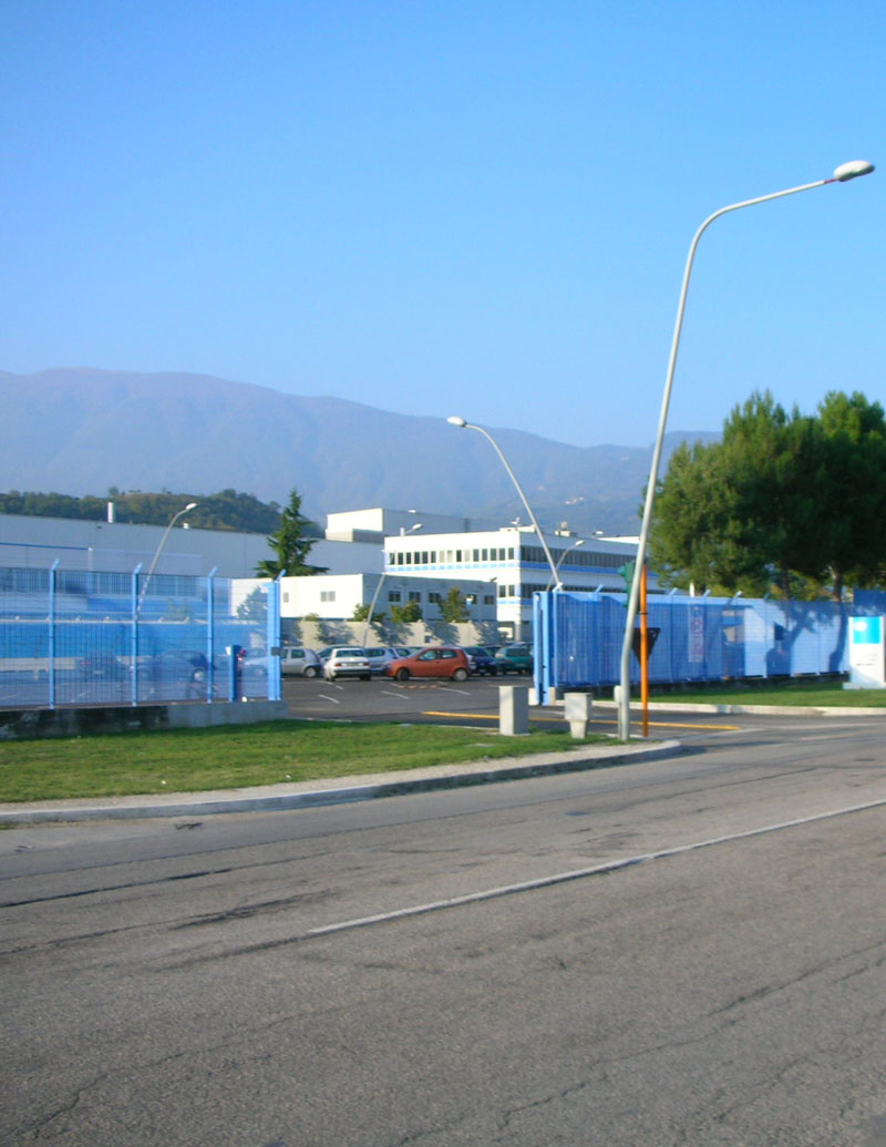 2003 - Complesso industriale Pfizer - AP