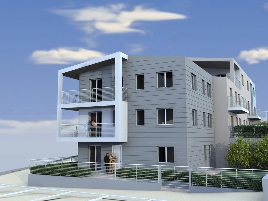 Appartamenti housing sociale Castel di Lama