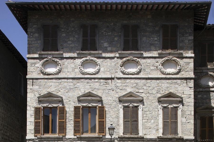 Restauro di Palazzo Vespa Ascoli Piceno