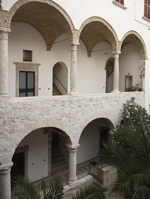 Restauro Palazzo Vespa ad Ascoli Piceno