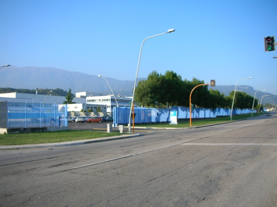 Stabilimento industriale Pfizer Ascoli Piceno