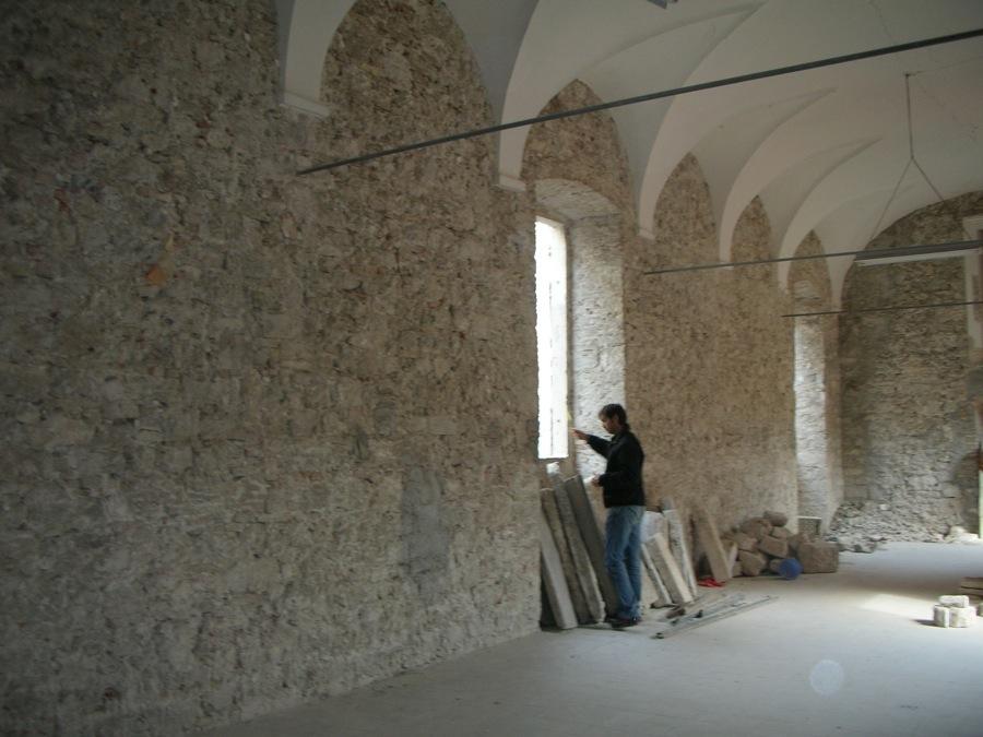 Restauro ex seminario vescovile di Ascoli Piceno