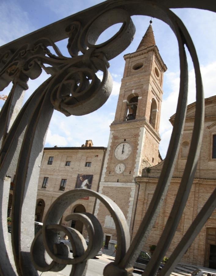 Restauro Palazzo Cardinali Pallotta di Caldarola