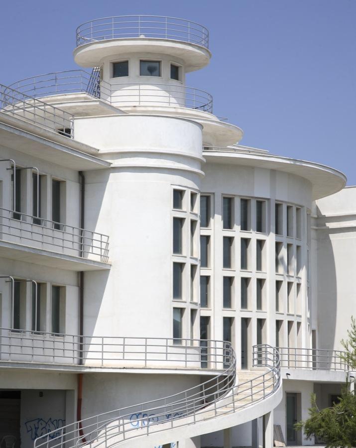 Ristrutturazione Ex Colonia Marina Stella Maris di Montesilvano (PE)