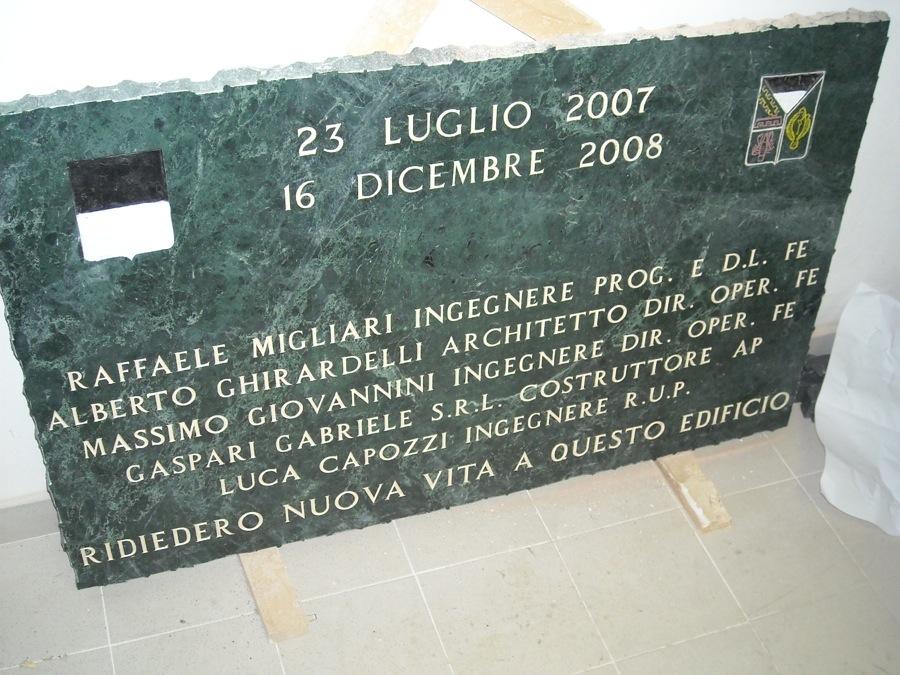 Restauro di Palazzo Dosso Dossi a Ferrara