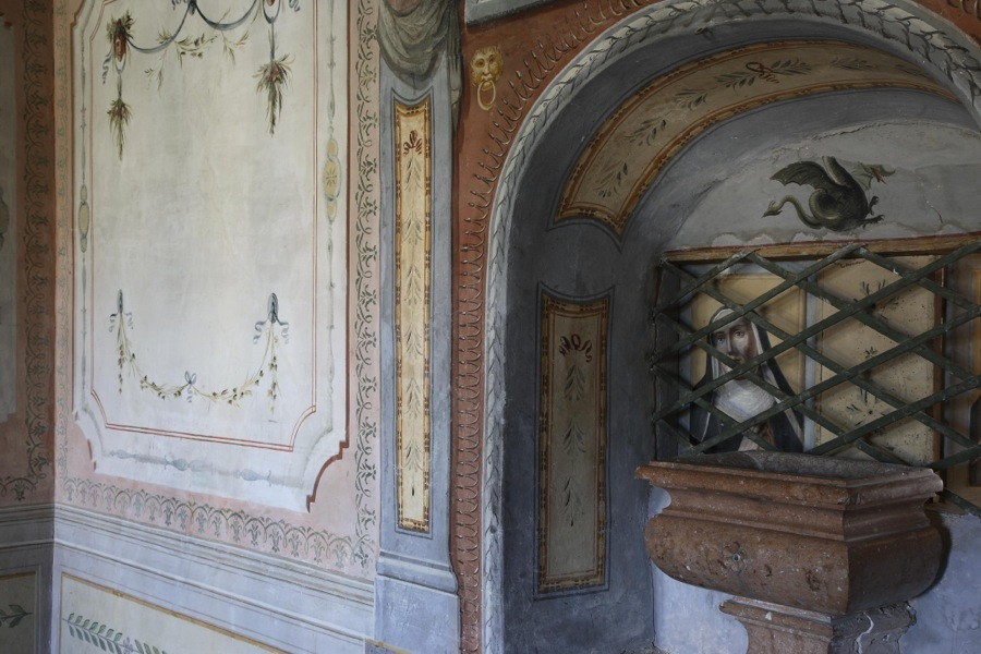 RestaurRestauro Monumentale Villa Dragonetti a Paganicao Monumentale Villa Dragonetti a Paganica