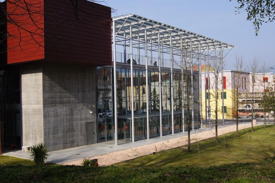 Nuova biblioteca comune di Pisa