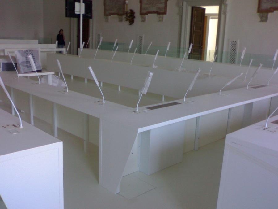 C.103 Ancona-Adeguamento sala consiliare Palazzo degli Anziani-5