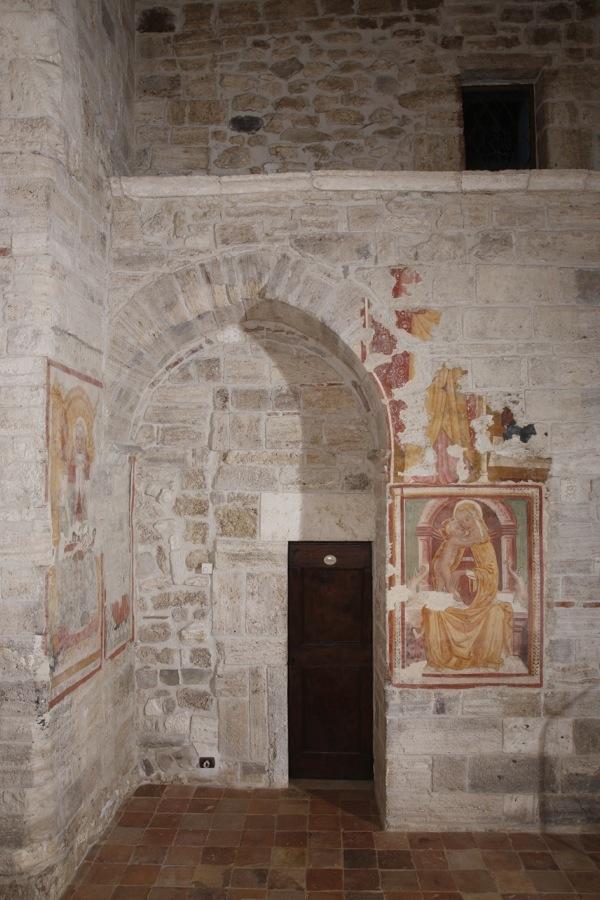 Il restauro del Monastero di Valledacqua ad Acquasanta Terme