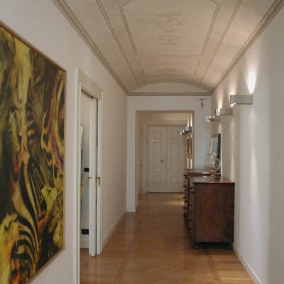 restauro ad uso residenziale edificio storico ascoli piceno