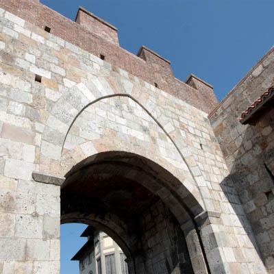 restauro bastione stampace pisa