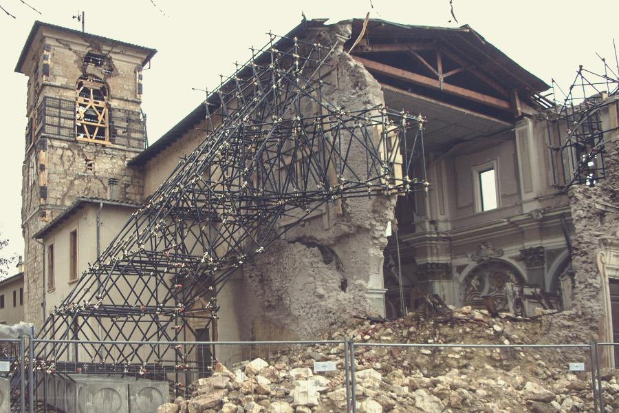 messa in sicurezza post sisma impresa gaspari ascoli piceno